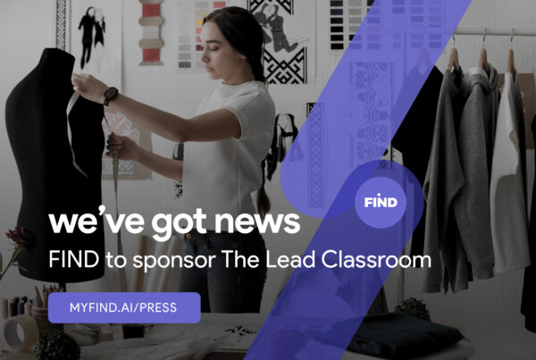 FIND Sponsors The Lead Classroom